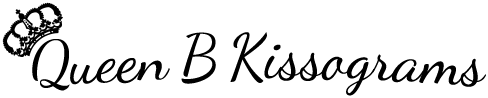 Kissogram North East Logo